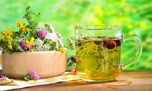 При цистите у девочек можно воспользоваться различными отварами и чаями из растений, которые обладают противовоспалительными и мочегонными свойствами