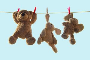 Чистота детских игрушек