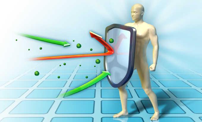 Для профилактики жжения нужно повышать иммунитет