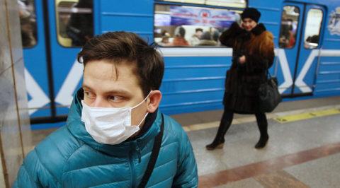 В людных местах в периоды существенного распространения инфекций рекомендуется использовать индивидуальные средства защиты