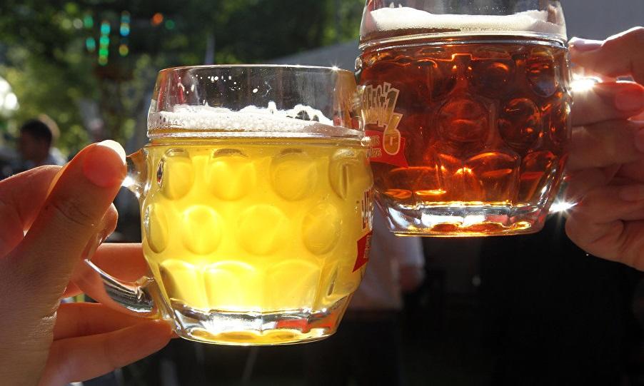 Мильгамма и пиво