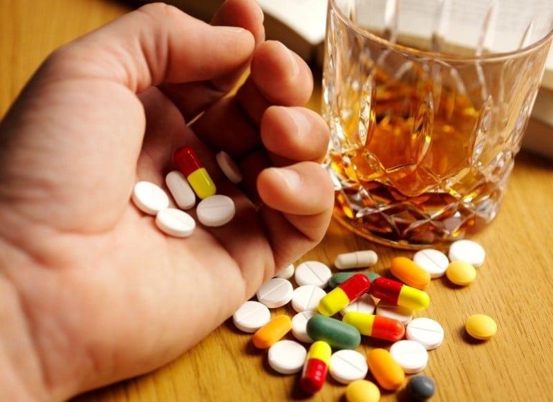 Лекарства, несовместимые с алкоголем, приводящие к смерти