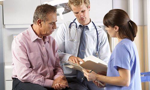 Обнаружение трихомонадного простатита