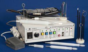 Аппарат для электрокоагуляции