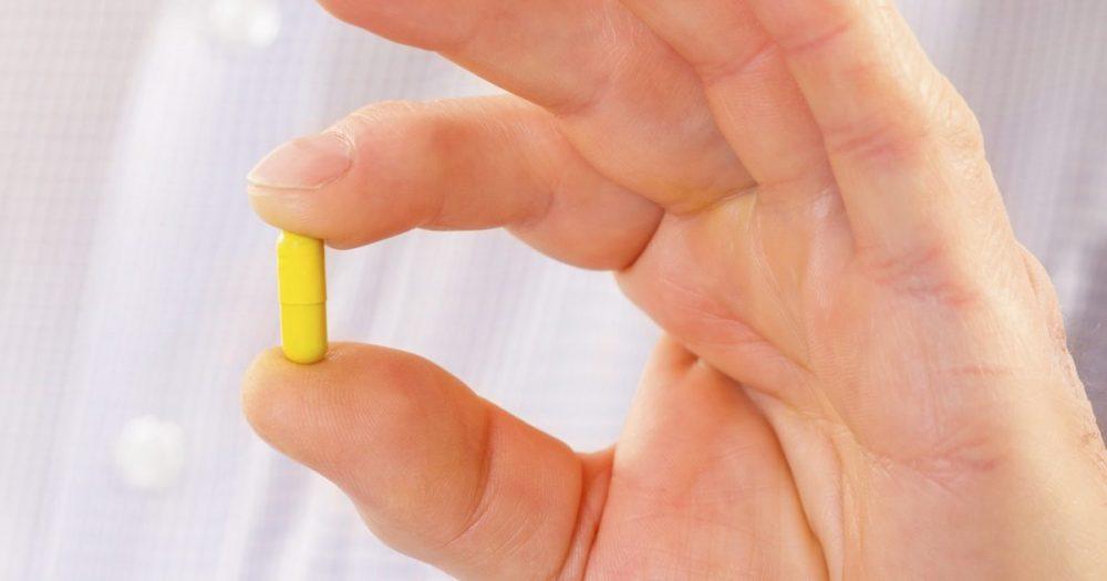 Капсула препарата