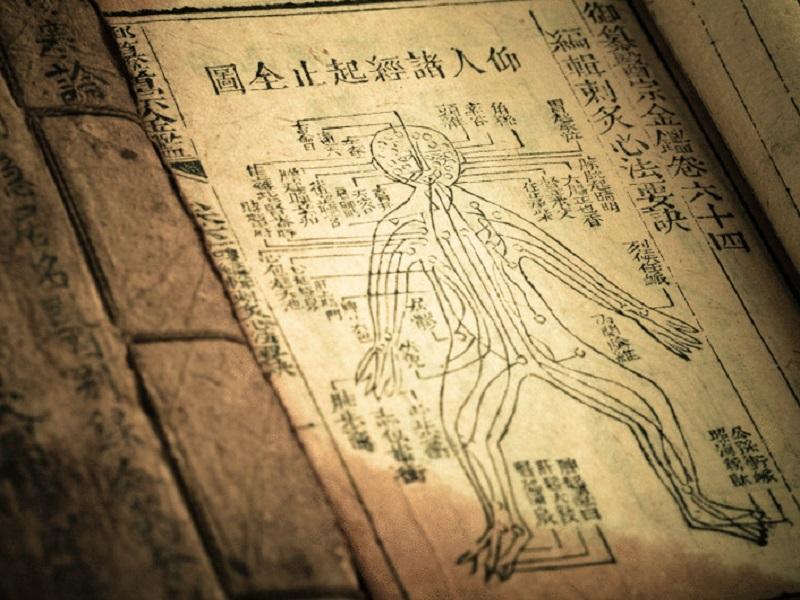 Китайский лечебник