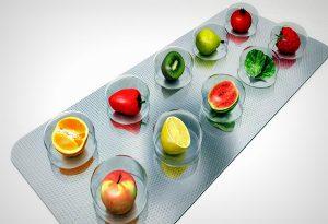 Прием витаминов