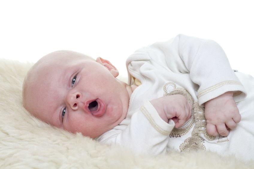 Симптомы бронхита у грудного ребенка