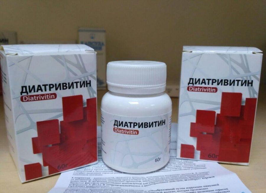 Диатривитин от диабета