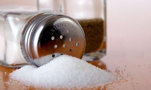 Польза соли при папилломах