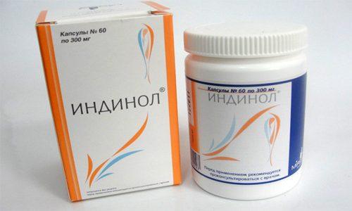 Препарат Индинол