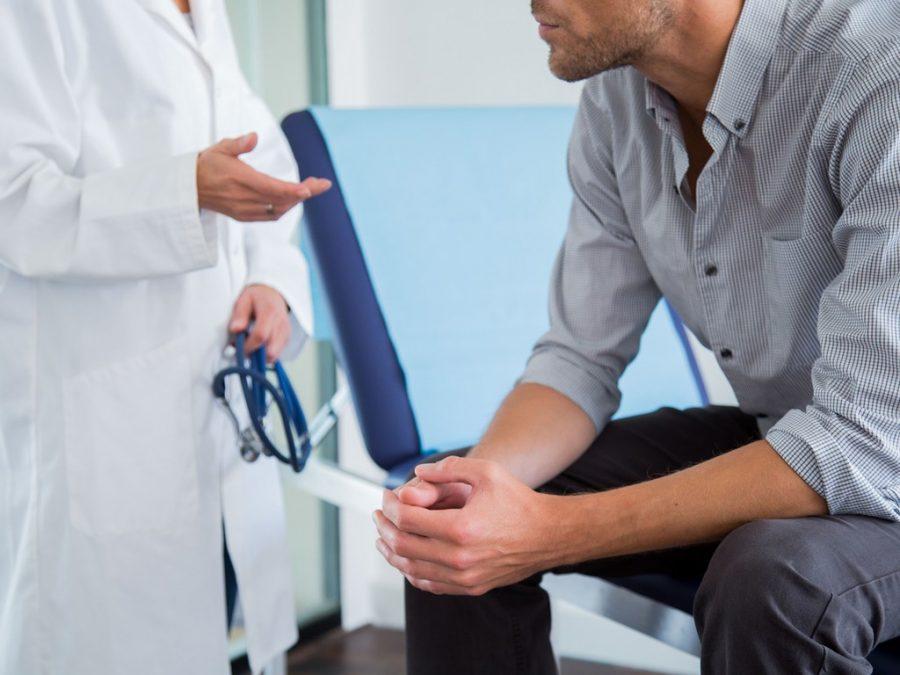 Что рекомендует врач при простатите