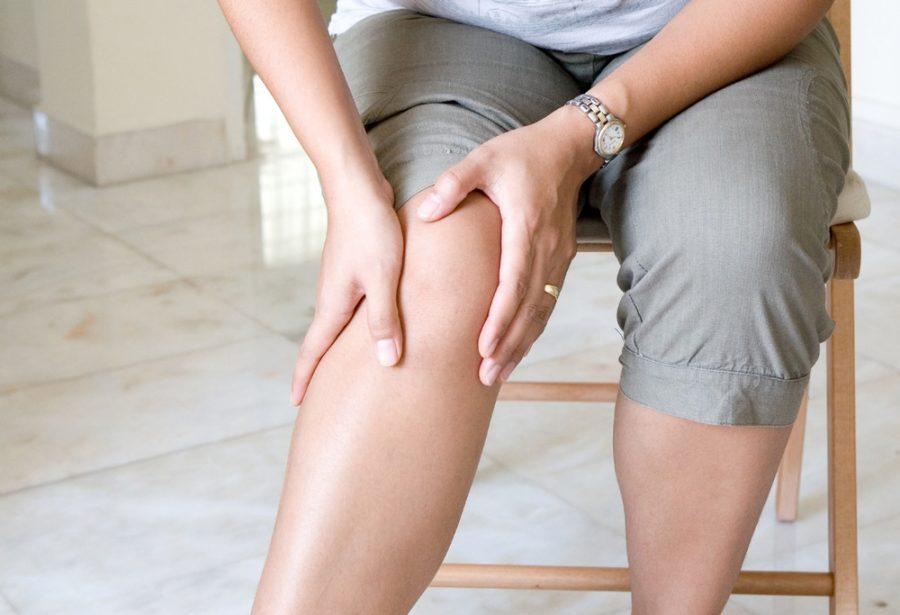 Как наносить крем на больной сустав