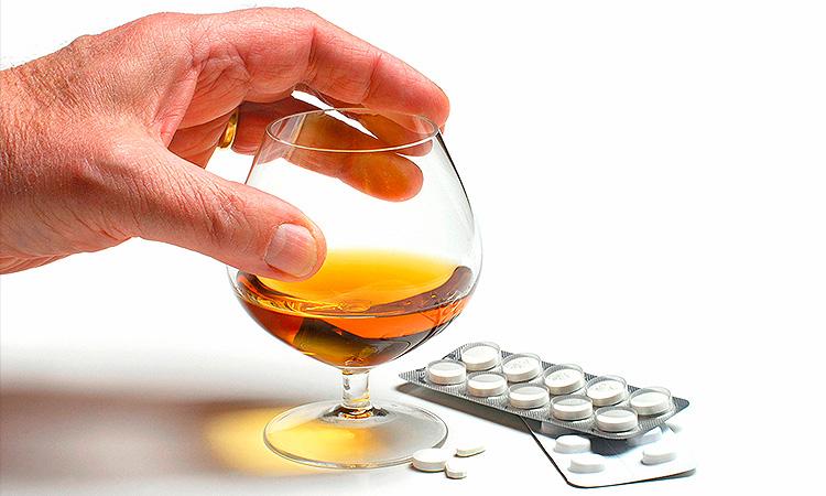 Можно ли принимать Флуконозол с алкоголем