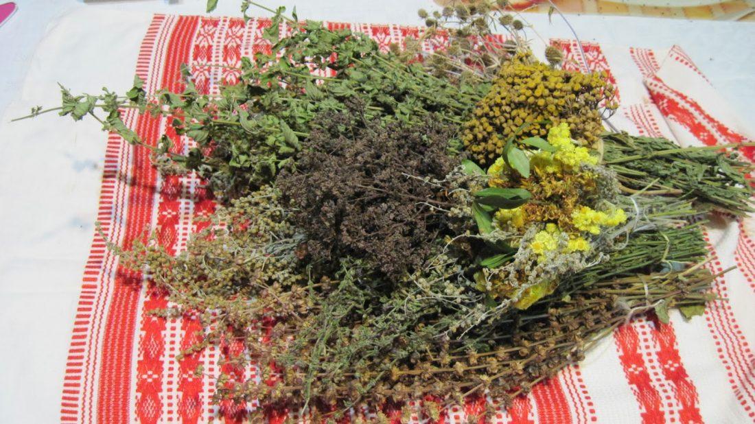 Травы от простатита