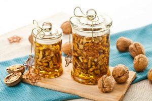 Орехово-медовая смесь