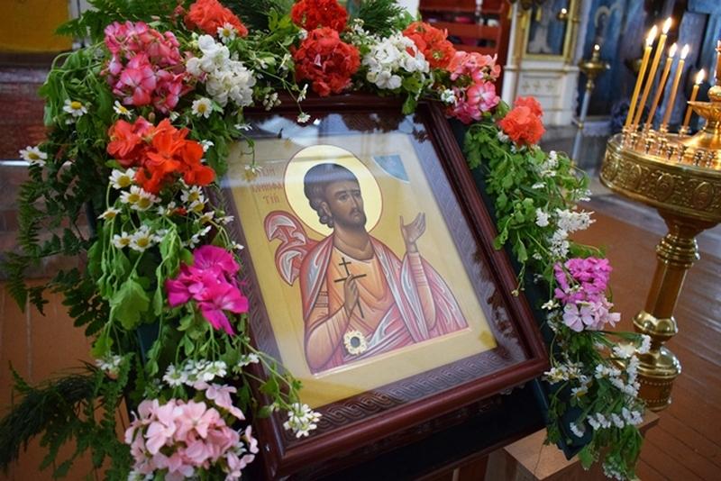 Молитва от пьянки мученику Вонифатию