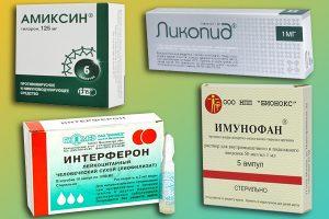 Общеукрепляющие препараты