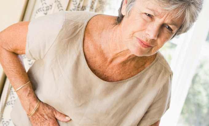 Боли в животе - признак воспаления у женщин