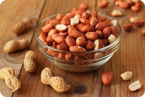 Употребление арахиса для мужской потенции