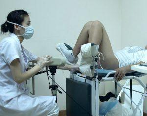 Регулярный осмотр у гинеколога