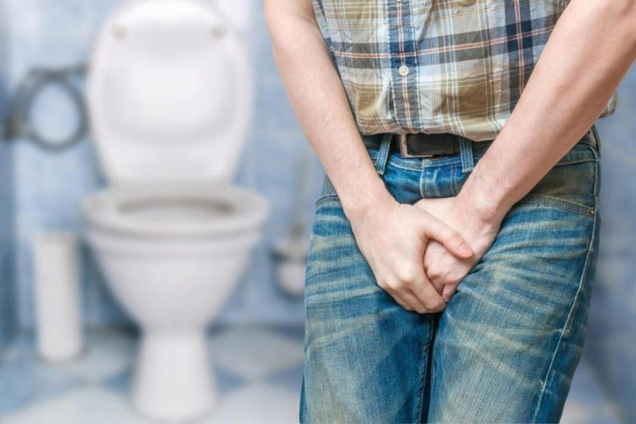 Частые позывы в туалет при простатите
