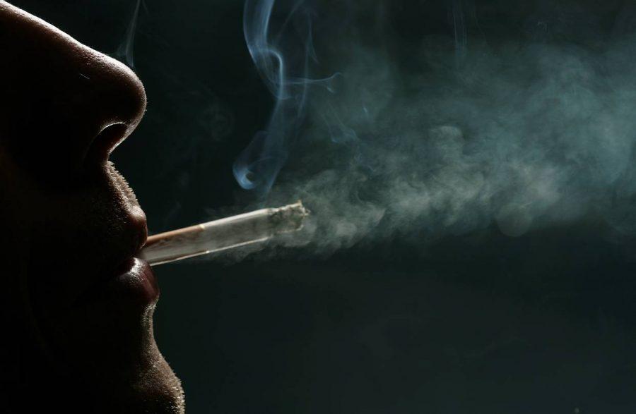Негативное влияние сигаретного дыма