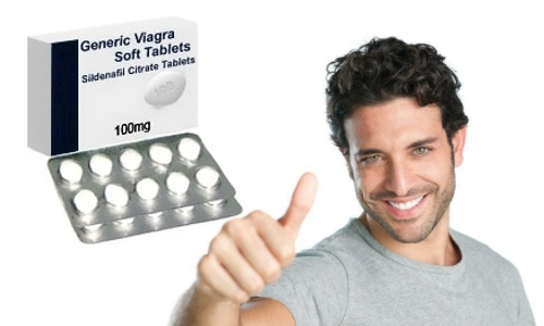 Препарат Viagra soft от Cipla