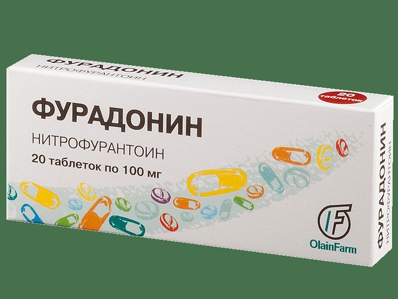 фурадонин поможет от простатита