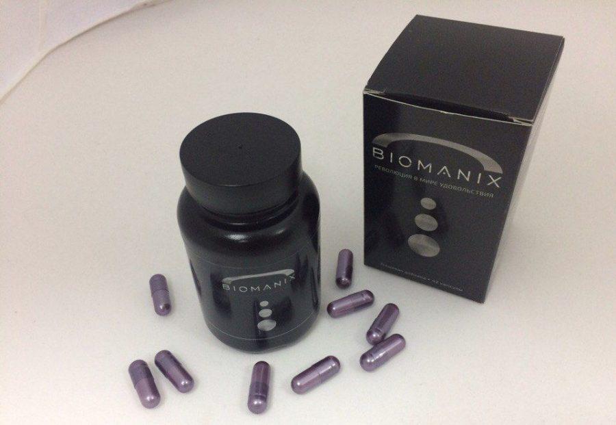 Biomanix для потенции