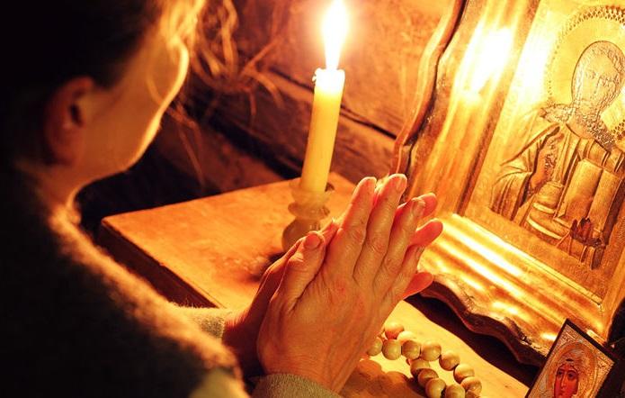 Когда нужно молиться от пьянства?