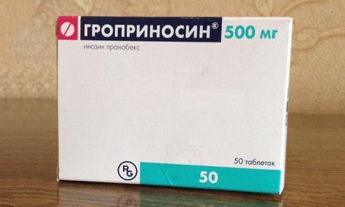 Препарат Гроприносин