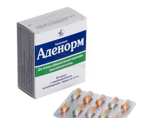 Препарат Аденорм