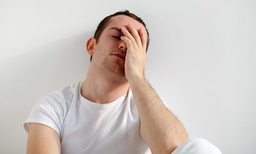 Проблема молочницы у мужчин