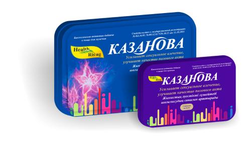 Казанова таблетки для мужчин