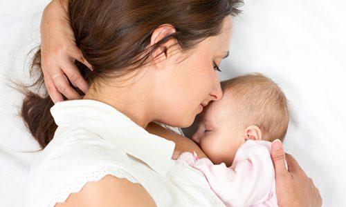 Кормление грудью при генитальном герпесе